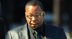 Bobby Brown Is Back in Rehab