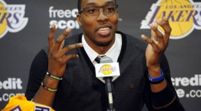 Off to LA you go Dwight Howard