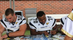 Yellow Jacket Fan Day