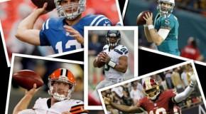 NFL Week 1 – QB Rookies