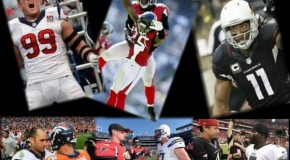 NFL Week 3 – Cardinals, Falcons, Texans