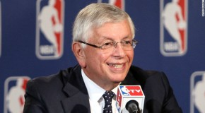 NBA Commissioner to step down
