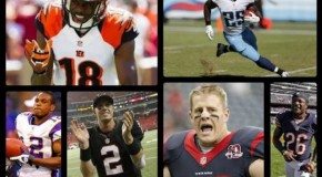 NFL Players of the Month Announced