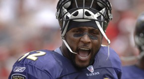 Ray Lewis out for the season