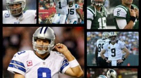 NFL Week 4 – End of 1st Quarter