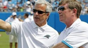 Carolina Panthers fire General Manager