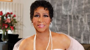 Queen of Soul performs for First Lady