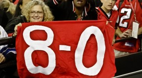 Atlanta Falcons – No Respect at 8-0
