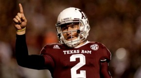 Heisman Finalist – Johnny 'Football' Manziel