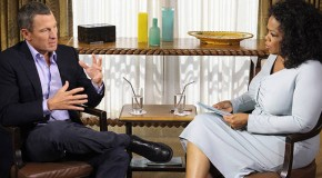 Lance Armstrong admits using PEDs