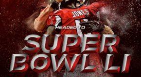 Atlanta Falcons – NFC Conference Champions