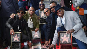 Hollywood Walk of Fame New Edition