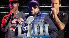 Maroon 5 will headline Pepsi Super Bowl LIII Half-time Show