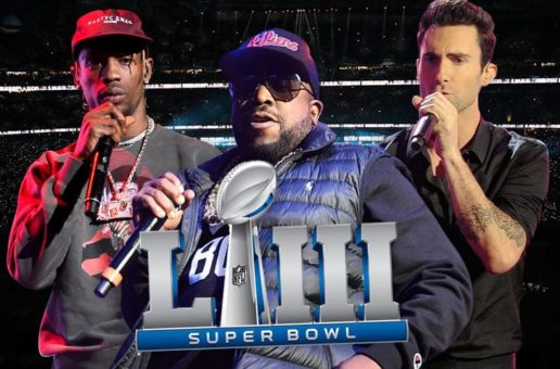 Maroon 5 will headline Pepsi Super Bowl LIII Half-time Show
